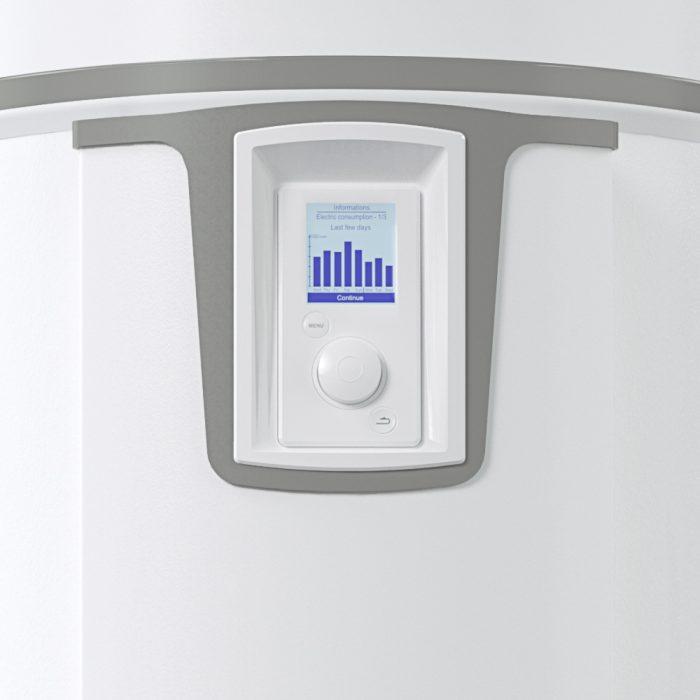 Aeromax V4 warmtepomp boiler