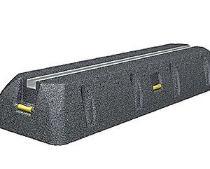 Sumo montagebalken rubber 450/600mm(set van 2 stuks)