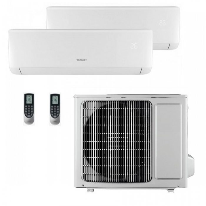 Tosot MTS2R-0909 multi split airco airconditioning