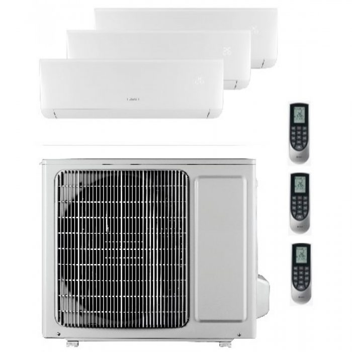 Tosot MTS4R-090909 multi split airconditioning