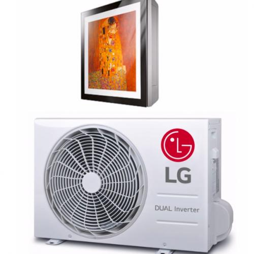 LG A09FR airco airconditioning
