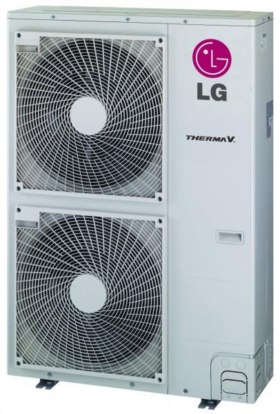 Warmtepomp LG HU121 HU123 Therma V buitenunit