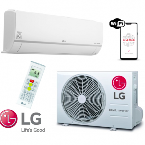 Airco LG PC09SQ PC12SQ PC18SQ PC24SQ airconditioning